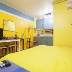 Отель Han River Guesthouse 2* Студия с различными типами кроватей фото 17