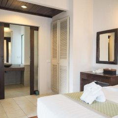 Отель Sarikantang Resort And Spa 3* Улучшенный номер с различными типами кроватей фото 3