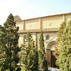 Отель Soggiorno Sabrina Флоренция вид на фасад
