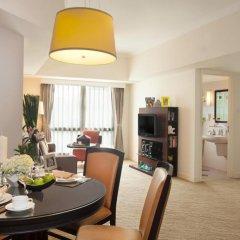 Отель Somerset Grand Hanoi 4* Улучшенные апартаменты с различными типами кроватей фото 4