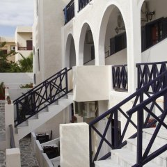 Отель Anny Studios Perissa Beach балкон
