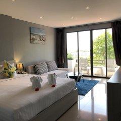 Отель Club Bamboo Boutique Resort & Spa 3* Номер Делюкс с различными типами кроватей фото 7