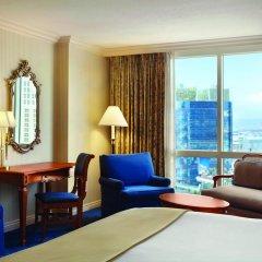 Отель Paris Las Vegas 4* Стандартный номер с различными типами кроватей фото 16