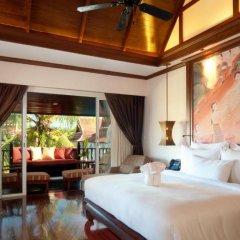 Отель JW Marriott Khao Lak Resort and Spa 5* Представительский люкс с различными типами кроватей фото 4
