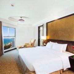 Premier Havana Nha Trang Hotel 5* Номер Делюкс с различными типами кроватей фото 4