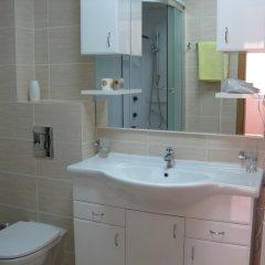 Апартаменты Monterus Bečići Apartments ванная