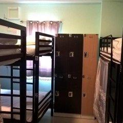 Zen Hostel Mahannop Кровать в общем номере фото 3