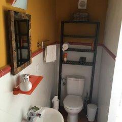 Отель Casa El CastaÑo Алькаудете ванная фото 2