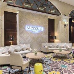 Отель Mercure Xiamen Exhibition Centre Китай, Сямынь - отзывы, цены и фото номеров - забронировать отель Mercure Xiamen Exhibition Centre онлайн интерьер отеля фото 2