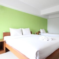 Phuhi Hotel 3* Стандартный номер с различными типами кроватей фото 5