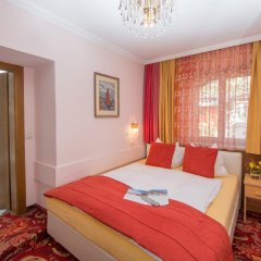 Отель Bergers Sporthotel 4* Стандартный номер с двуспальной кроватью фото 3