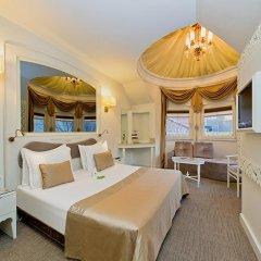 Отель Yasmak Sultan 4* Номер Делюкс с различными типами кроватей фото 6