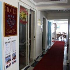 Diamond Hotel интерьер отеля фото 3