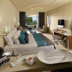 Aguas de Ibiza Grand Luxe Hotel 5* Полулюкс с различными типами кроватей фото 3