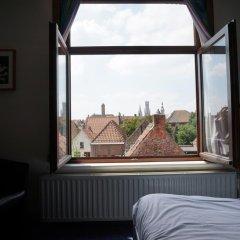 Hotel Asiris 2* Стандартный номер с двуспальной кроватью фото 11