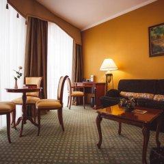 Бизнес Отель Евразия 4* Люкс разные типы кроватей фото 18