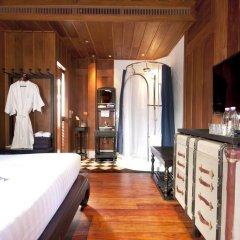 Отель Burasari Heritage Luang Prabang 4* Улучшенный номер с различными типами кроватей фото 7
