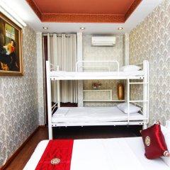 Отель Hanoi Central Homestay 3* Стандартный номер фото 10