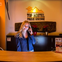 Top Hostel Pokoje Gościnne интерьер отеля фото 2