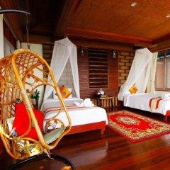 Отель Dusit Buncha Resort Koh Tao 3* Полулюкс с различными типами кроватей фото 7