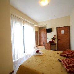 Отель Clitunno Италия, Римини - отзывы, цены и фото номеров - забронировать отель Clitunno онлайн комната для гостей фото 2