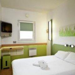 Отель ibis budget Nice Aeroport Promenade des Anglais 2* Стандартный номер с двуспальной кроватью фото 8