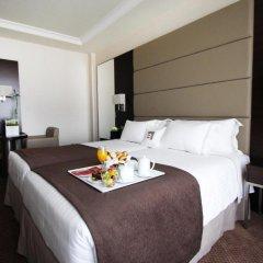 Отель BessaHotel Boavista 4* Представительский номер с различными типами кроватей фото 5