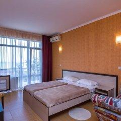 Отель Анжелика-Альбатрос Сочи комната для гостей фото 4