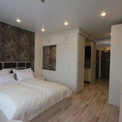Апартаменты Salt Сity Улучшенные апартаменты с различными типами кроватей фото 35