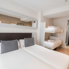 Отель Petit Palace Puerta del Sol 3* Стандартный номер с различными типами кроватей