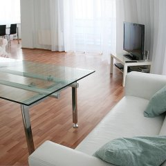 Апартаменты Hhotel Apartments на Радищева 18 удобства в номере фото 2