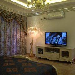 Апартаменты Duoleju Family Seaview Apartment Номер Делюкс с различными типами кроватей фото 8