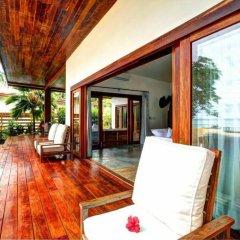 Отель Tides Reach Resort Фиджи, Остров Тавеуни - отзывы, цены и фото номеров - забронировать отель Tides Reach Resort онлайн балкон