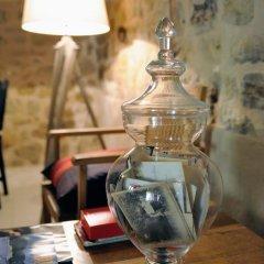 Отель Antico Monastero Santa Maria Inter Angelos Сполето гостиничный бар