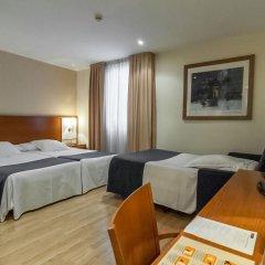 Отель Sorolla Centro 3* Стандартный номер с различными типами кроватей фото 6