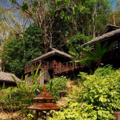 Отель Baan Krating Phuket Resort 3* Номер Делюкс с двуспальной кроватью фото 2