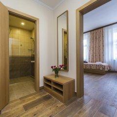 Отель Aparthotel Lublanka 3* Стандартный номер с различными типами кроватей фото 9