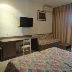 Отель Golf Costa Brava 4* Стандартный номер с различными типами кроватей