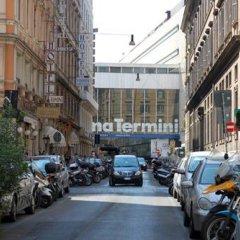 Отель Termini Accommodation парковка