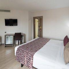 Отель Catalonia Park Güell 3* Номер категории Премиум с различными типами кроватей фото 6