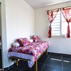 Отель Va'a i te Moana 3* Бунгало с различными типами кроватей