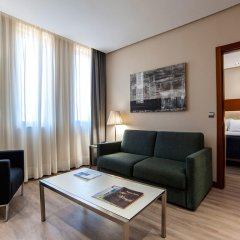 Hotel Silken Amara Plaza 4* Полулюкс с различными типами кроватей фото 2