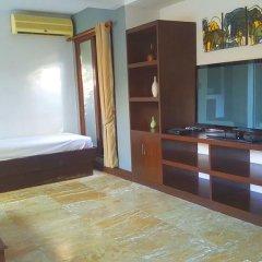 Отель Baan Khao Hua Jook 3* Вилла Делюкс с различными типами кроватей фото 12