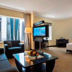 Отель Towers Rotana Номер категории Премиум с различными типами кроватей фото 6
