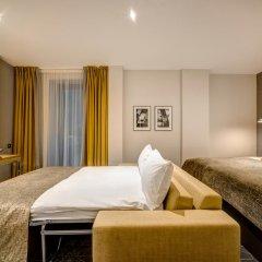 Apex City of Glasgow Hotel комната для гостей