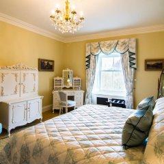 Отель Crossbasket Castle Великобритания, Глазго - отзывы, цены и фото номеров - забронировать отель Crossbasket Castle онлайн комната для гостей фото 7