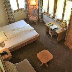 Hotel Alphorn 3* Стандартный номер с двуспальной кроватью фото 4