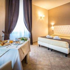 Отель Sognando Firenze 3* Улучшенный номер с различными типами кроватей фото 9