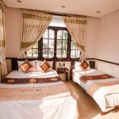 Отель Hoi Pho Стандартный номер с различными типами кроватей фото 13