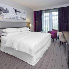 Sheraton Duesseldorf Airport Hotel 4* Представительский номер с различными типами кроватей фото 2